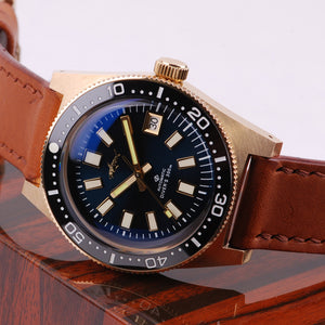 Heimdallr Bronze 62MAS - WR Watches PLT