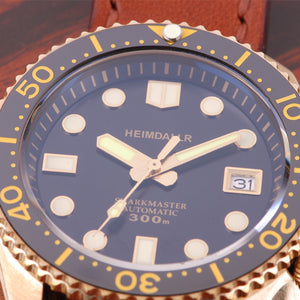 Heimdallr Bronze SKX - WR Watches PLT