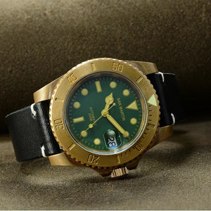 San Martin Bronze Sub - WR Watches PLT