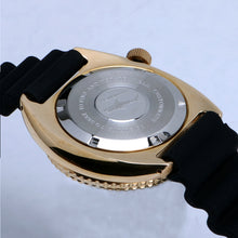 Load image into Gallery viewer, Heimdallr Bronze Turtle Black Dial ''HEIMDALLR'' Logo