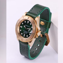 Load image into Gallery viewer, Heimdallr Bronze Sub - WR Watches PLT