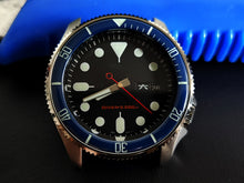 Load image into Gallery viewer, Ceramic Curved Bezel Insert for SKX007 / SKX009 / SRPD51 / STPD53 / SRPD63