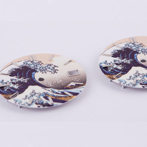 The Great Wave of Kanagawa Dial - WR Watches PLT