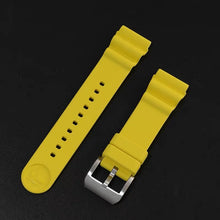 Load image into Gallery viewer, San Martin Fluoro Rubber Strap