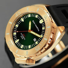 Load image into Gallery viewer, San Martin Bronze SN062 - WR Watches PLT
