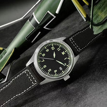 Load image into Gallery viewer, San Martin Pilot Mark 18 - WR Watches PLT