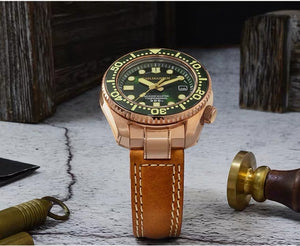 San Martin Bronze MM300 - WR Watches PLT