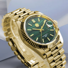 Load image into Gallery viewer, San Martin DJ SN059 Malachite Dial