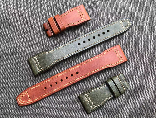 Flieger Leather Strap