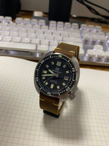 San Martin Turtle 6105 WR Edition (Commerative Piece)