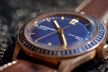 Load image into Gallery viewer, ApexRare Christopher Ward Bronze Trident C65 Homage - WR Watches PLT