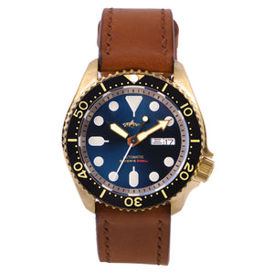 Heimdallr Bronze SKX DD - WR Watches PLT