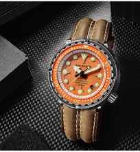 Load image into Gallery viewer, San Martin Aged Steel Tuna - WR Watches PLT