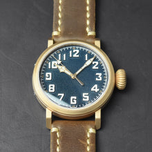 Load image into Gallery viewer, Hruodland Bronze Big Pilot Sterile Dial