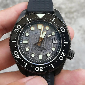 Proxima Meteorite MM300 Black - WR Watches PLT