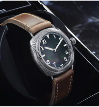 Load image into Gallery viewer, San Martin Damascus Radiomir Homage - WR Watches PLT