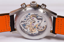Load image into Gallery viewer, Escapement Time Steel Pilot Chronograph