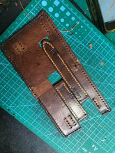 Load image into Gallery viewer, Ammo Pouch Leather Strap