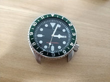 Load image into Gallery viewer, Aluminium Bezel Insert for SKX007 / 009