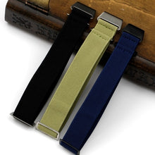 Load image into Gallery viewer, Marine Nationale Nato Strap - WR Watches PLT