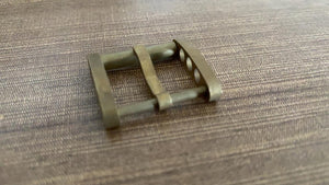 Bronze Buckle Type A