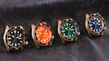Load image into Gallery viewer, Heimdallr Bronze SKX DD - WR Watches PLT