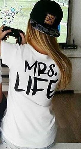 MR. GOOD and MRS. LIFE