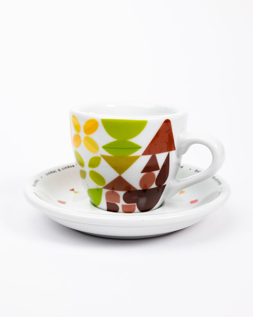 Coffee Colour Espresso Cups