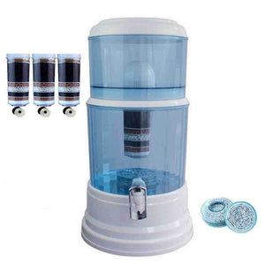 8 Stage Water Filter Dispenser