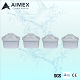 Aimex Water Filter Jug Purifier Pitcher Refill Replacement Cartridge Pack of 4 - Ozstar.com.au