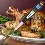 Digital Food Thermometer Probe Temperature Cooking BBQ Meat Fork Beef Turkey - Ozstar.com.au