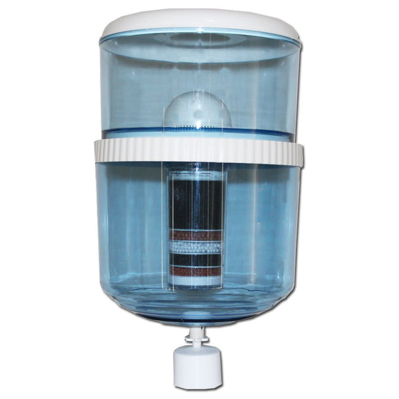 Awesome Aimex 20 Litre Water Purifier + Maifan Stones  8 Stage Filter
