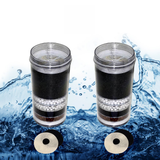 Aimex Water Filter 8 Stage Fluoride Reduction Control KDF x2 - Ozstar.com.au