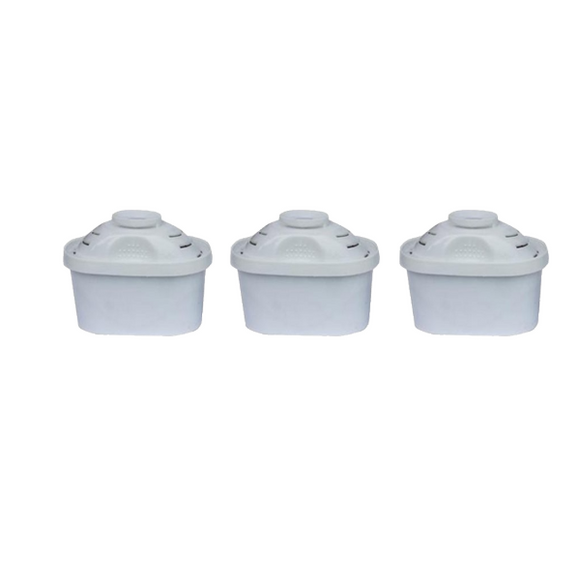 Aimex Water Filter Jug Purifier Pitcher Refill Replacement Cartridge Pack of 3