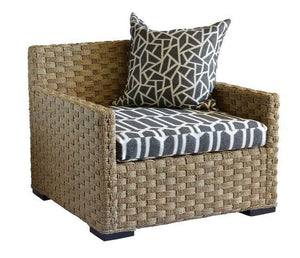 Sea Grass Lounge Chair Uniquewood Lifestyle