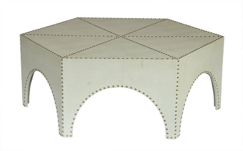 Shagreen Coffe Table Uniquewood lifestyle