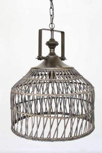 Rattan light - Unique Wood