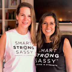 Smart Strong Sassy Colleen & Melissa