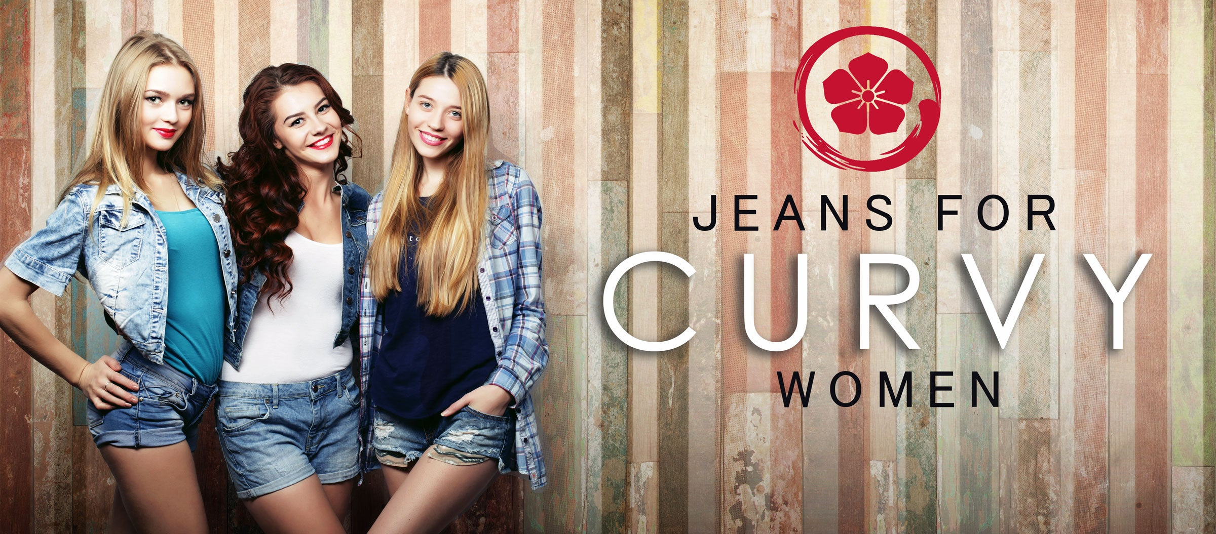 Hana Jeans - Jeans for Curvy Women