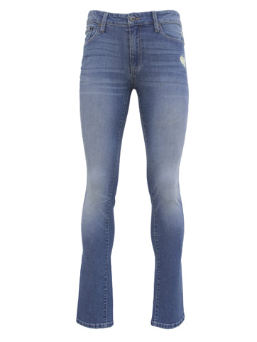 Premium Denim with a classic faded jeans finish. | Hana Jeans Wholesale