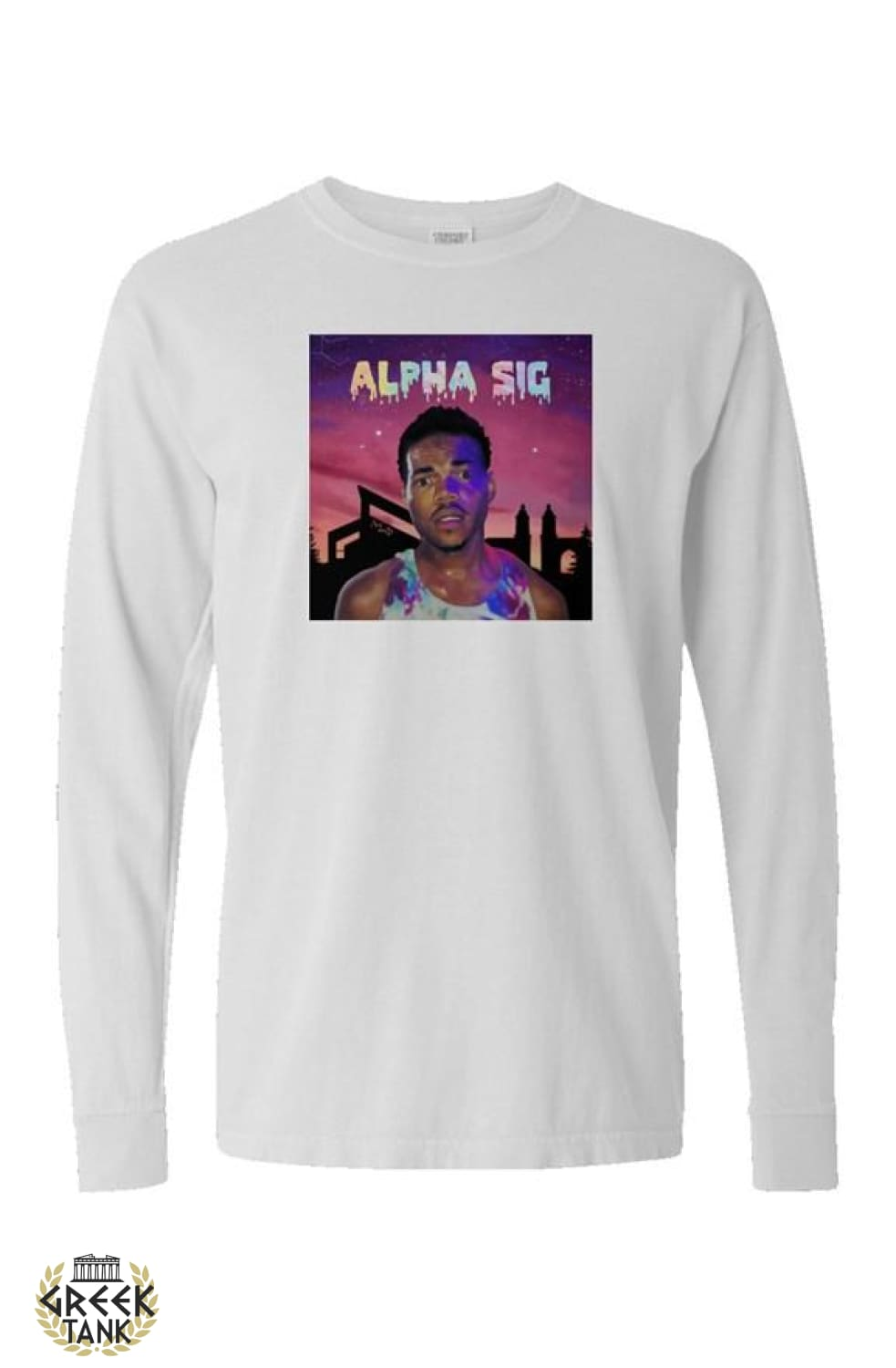 alphasig longsleeve chance