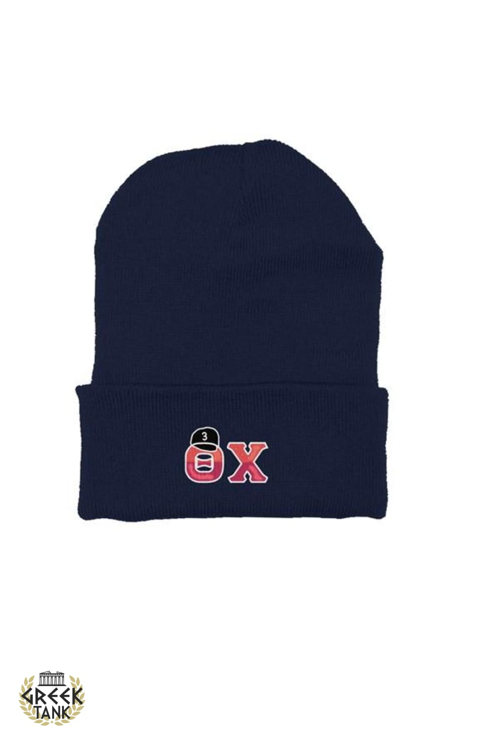 ThetaChi Beanie Rapperguy