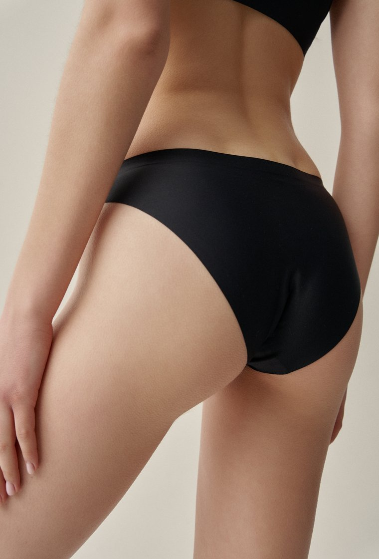 Pack sujetador Cantoria & undies Elaphe - Black
