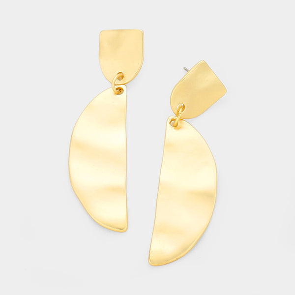 Adelita Half Circle Earrings