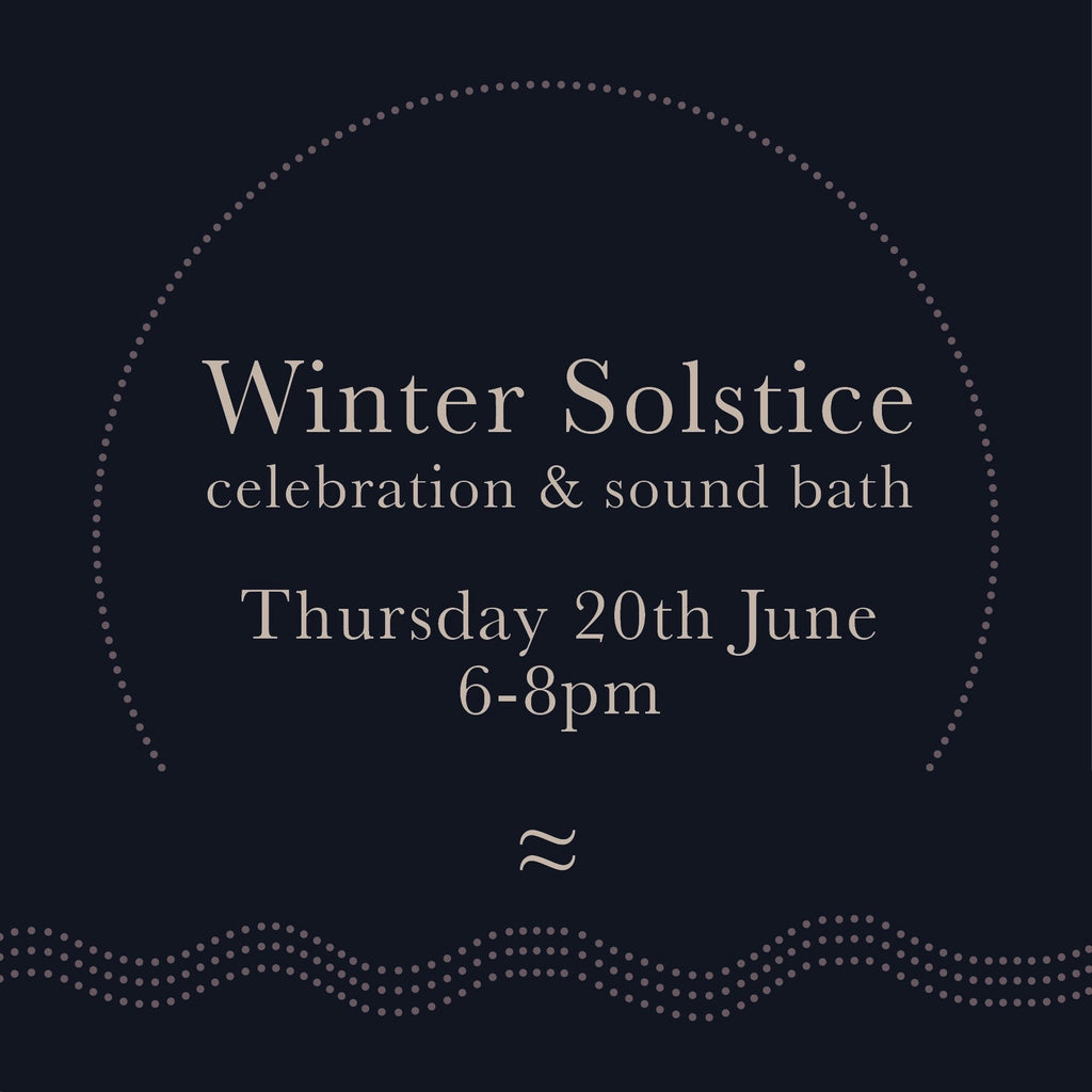 Winter Solstice Indigenous sound healing and earth mindfulness - wayapa wuurrk