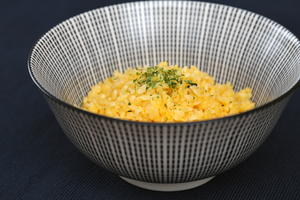 Golden Egg-Fried Rice