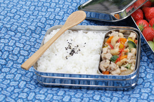 Chicken Cashew with Rice