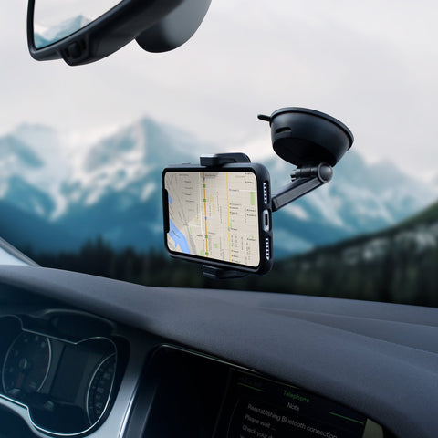 windshield phone mount