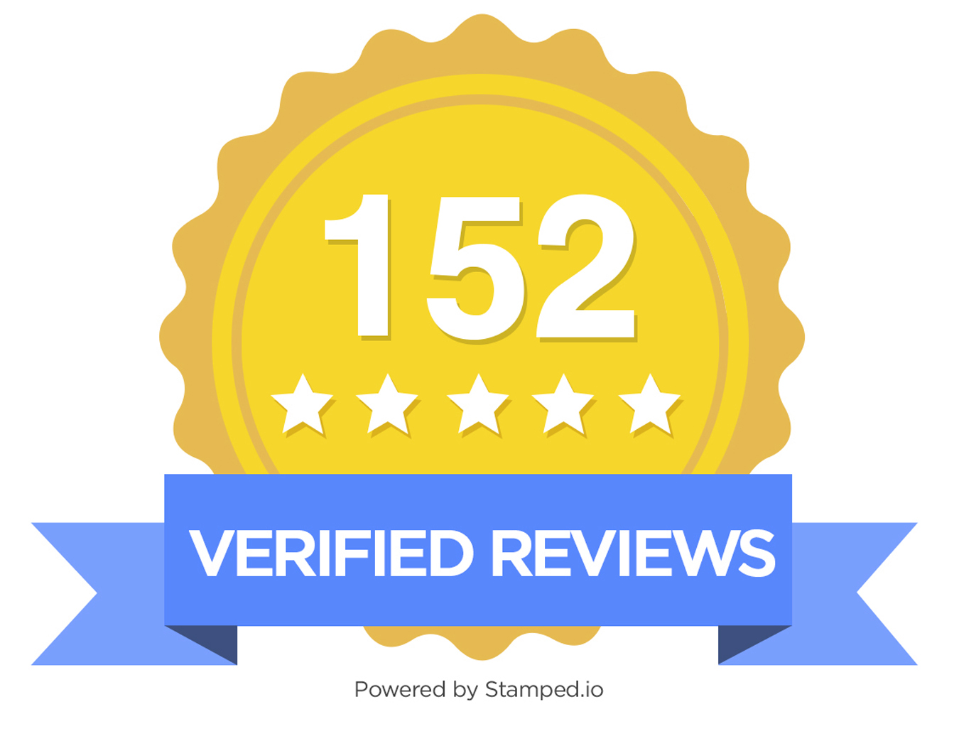 150+ 5 Star Reviews