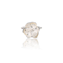 "Load image into Gallery viewer, 荷花 ""銀"" 戒指 - Summer Dream ""Silver"" Ring"
